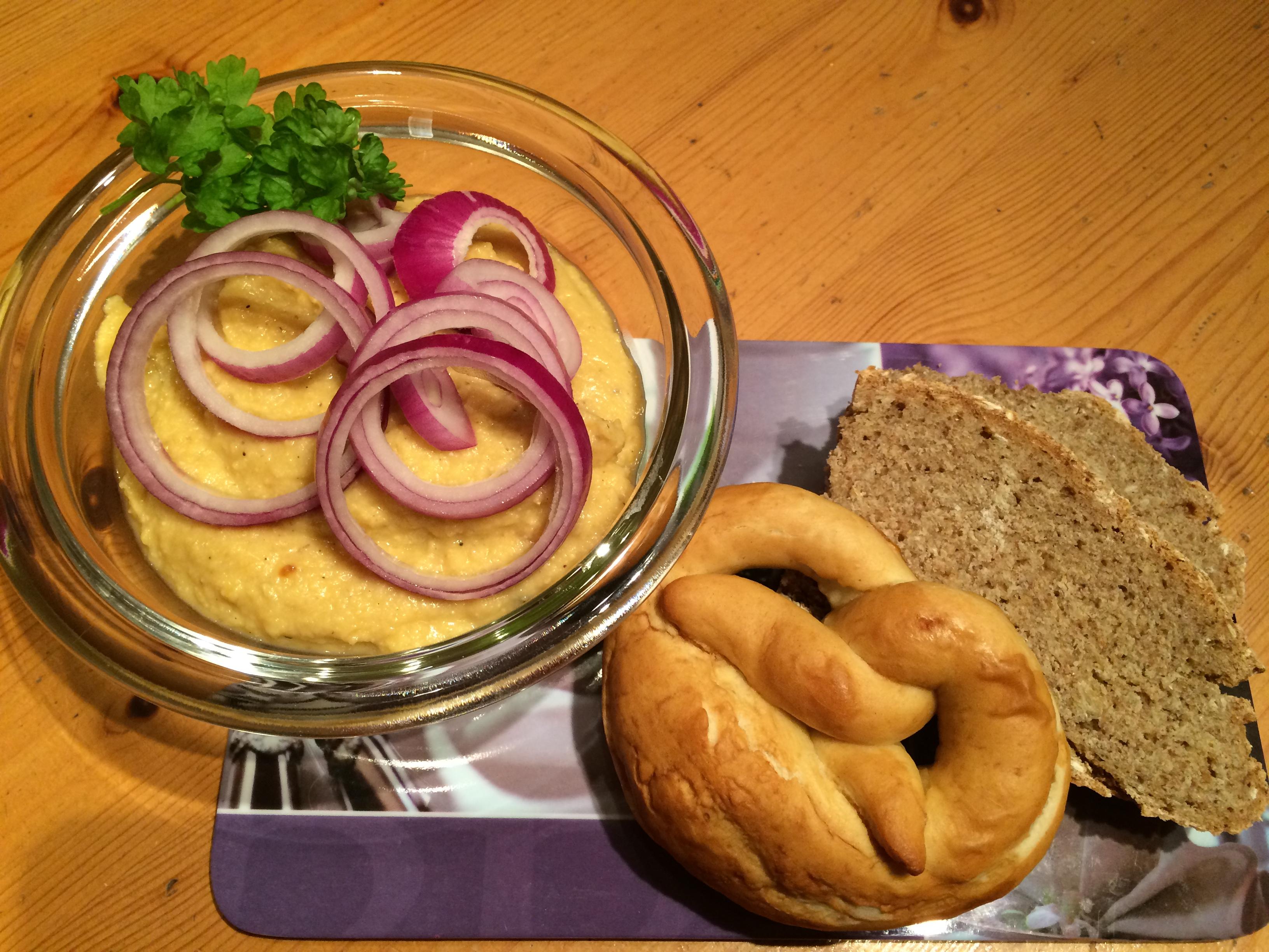 Brot und Aufstriche